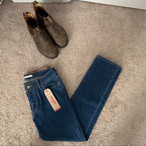 NWT Levi's 712 Slim Denim Jeans
